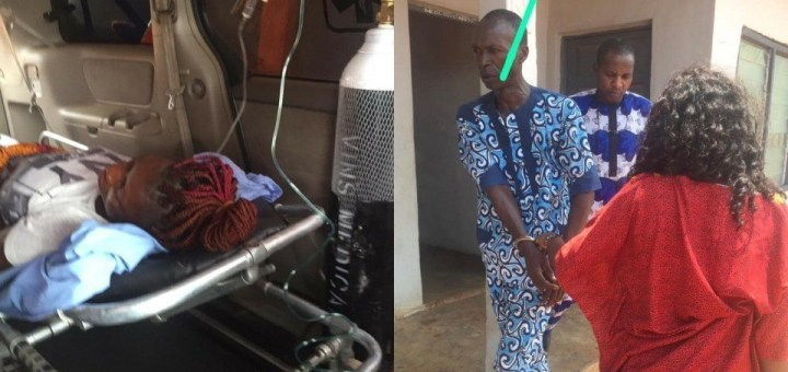 Man arrested for allegedly beating his wife to death because she refused to have s3x with him