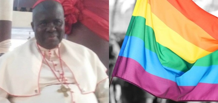 Gay marriage is Evil and Unacceptable - Methodist Archbishop of Umuahia, Most Rev. Opoko