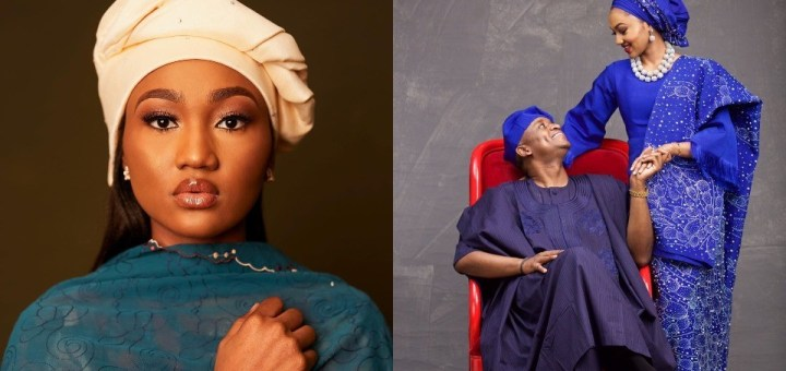 """""""Your spouse is the one who can testify if you are truly a good person"""" - Zahra Buhari-Indimi"""
