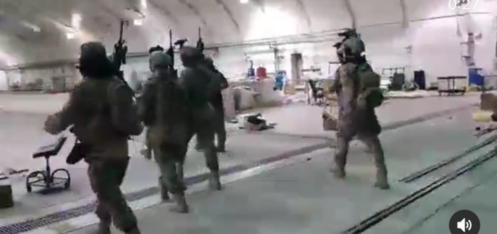 What Taliban did moments after the last US plane departed from Afghanistan trends online (Video)