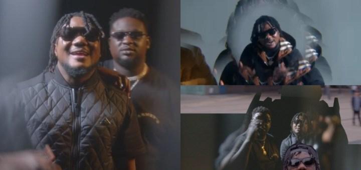 Music Video: CDQ - Kogbede Ft. Wande Coal