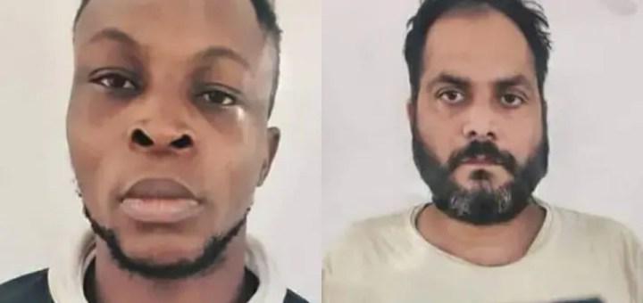 Nigerian man running jobs scam in India arrested