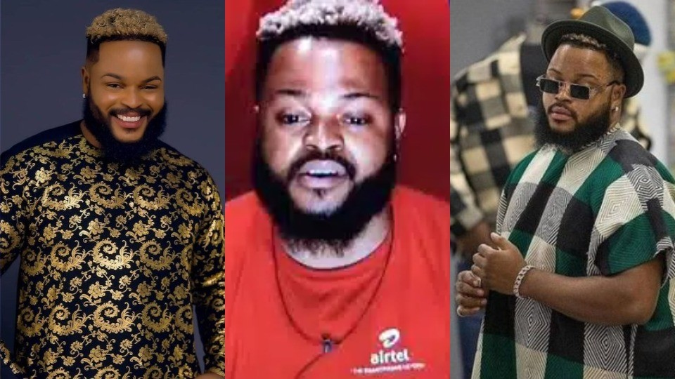 """#BBNaija 2021: Moment Whitemoney asked Biggie for shaves and dyes for their hair, to look fresh """"at least for eviction"""""""