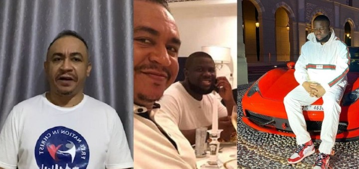 """""""The wickedness of the church made me dine with Hushpuppi"""" - Daddy Freeze (Video)"""