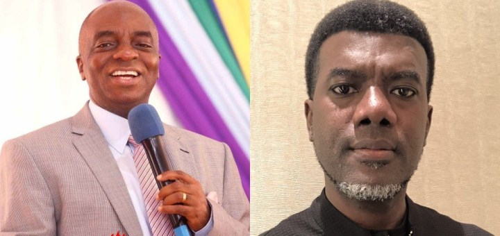 """""""A woman is to be subject to her husband in all things"""" - Omokri supports Oyedepo"""
