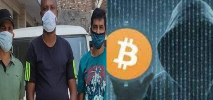 Nigerian man arrested in India for $14500K Crypto fraud
