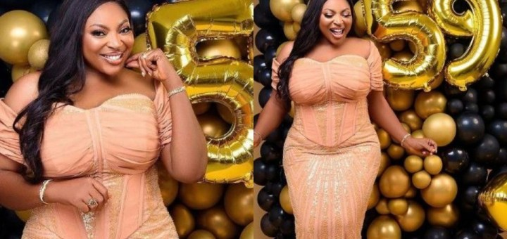 59-year-oldwoman causes stir online with ageless birthday photoshoot