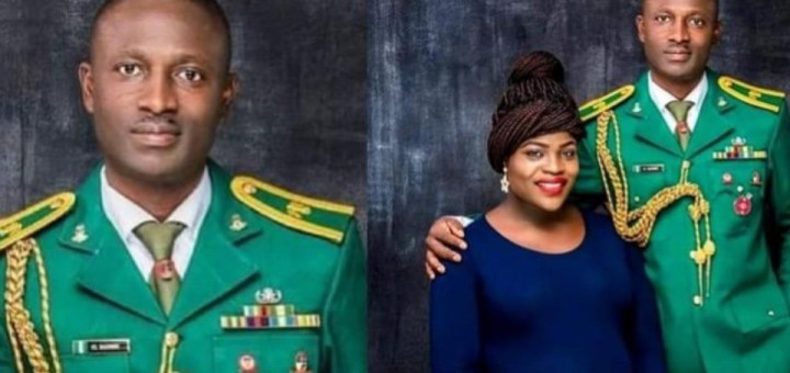 Major abducted from NDA found dead hours after bandits demanded N200million ransom for his release