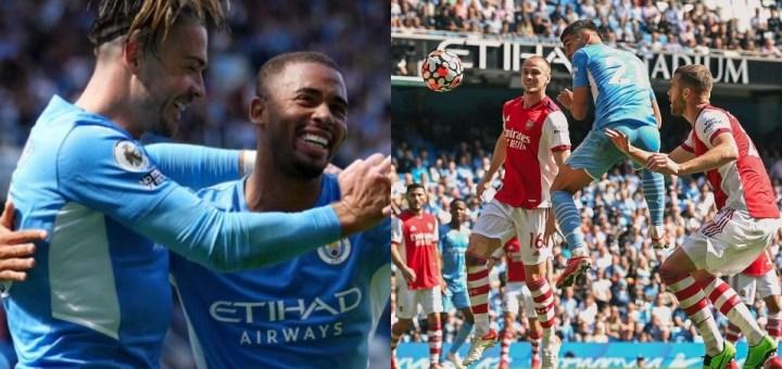 Man City beat Arsenal 5-0 makes it third straight Premier League loss