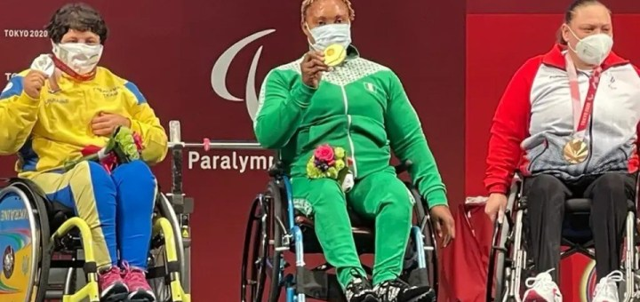Tokyo 2020 Paralympics: Bose Omolayo wins Nigeria 2nd Gold Medal