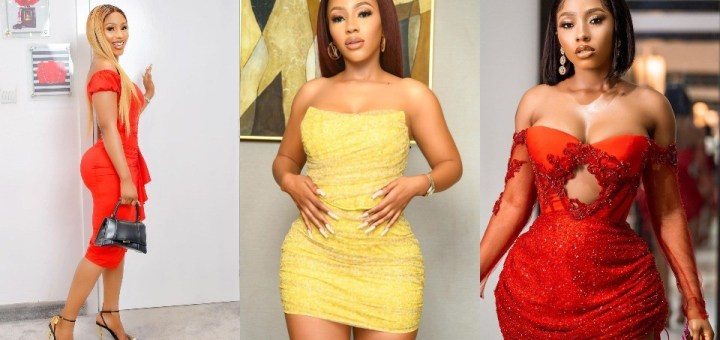 I have a handsome man by my side who loves me - Reality TV star Mercy Eke