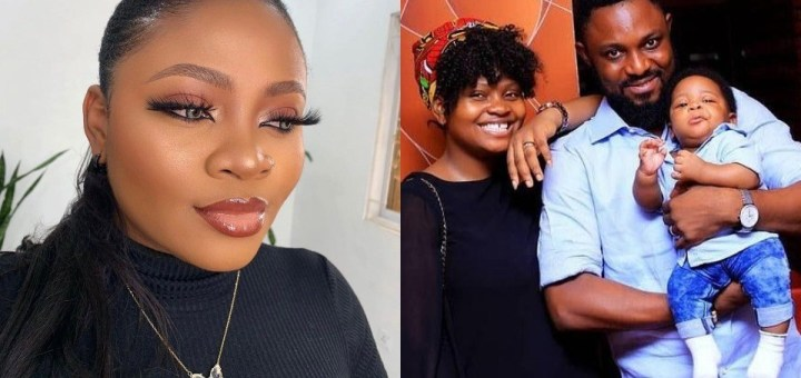"""#BBNaija 2021: """"I cheated on her in our matrimonial bed and it broke the bond we had"""" - Tega's husband shockingly reveals"""