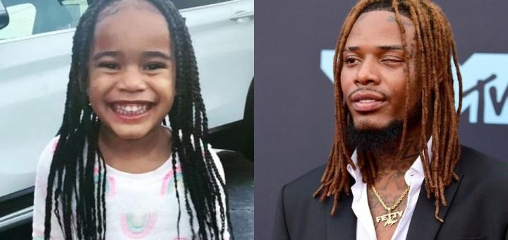Rapper Fetty Wap's daughter Lauren, four, died from an Irregular Heartbeat