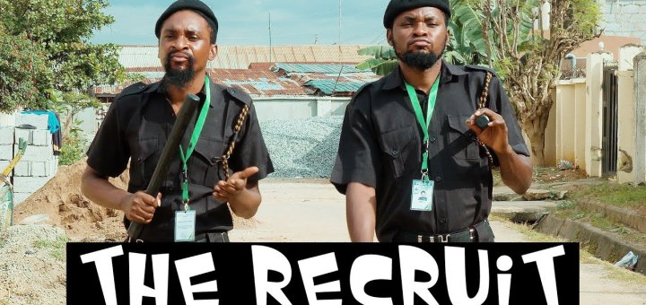 Comedy Video: Yawaskits - The Recruit