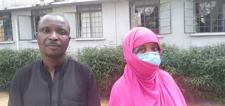 Couple kidnaps day-old baby boy from Kano hospital, throws party to celebrate 'arrival of male child in their family'