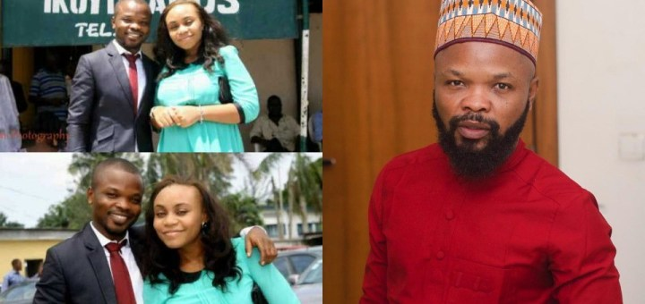 OAP Nedu's ex wife, Uzo, opens up about her experience during their marriage. accuses him of beating her up few weeks after her C-section