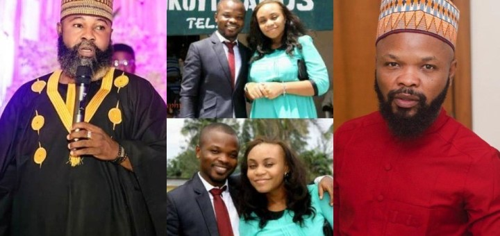 """""""OAP Nedu ex-wife's son belongs to her sister's husband"""" - Comedian Osama alleges, spills dirty details"""
