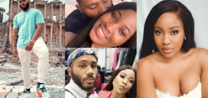 BBNaija star Kiddwaya replies troll who attributed Erica's success to him