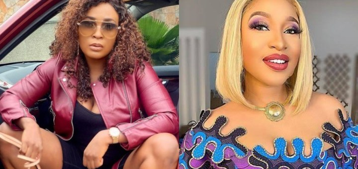 """""""Your exes are not the problem work on your choices"""" - Relationship expert Blessing Okoro tells Tonto Dikeh"""