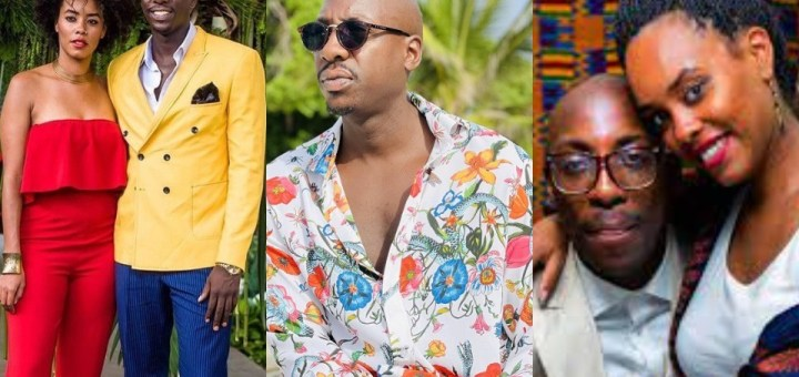 Sauti Sol's Bien says he would have no problem if his wife sees other men.