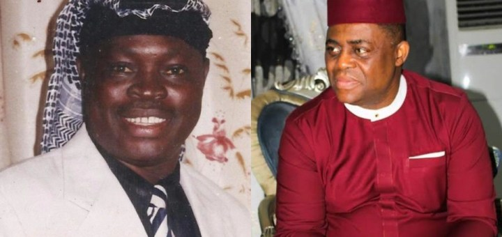 """""""Like father like son"""" - MURIC reacts to FFK's defection"""