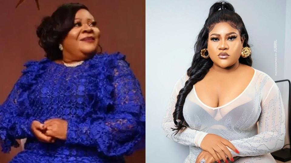 Actress Nkechi Blessing Sunday loses mum