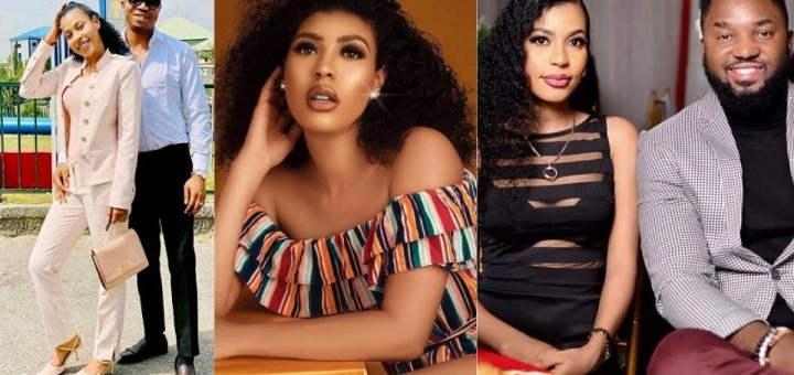 """#BBNaija 2021: """"I don't think I know my boyfriend anymore"""" - Nini reacts to different pictures of her boyfriend online"""