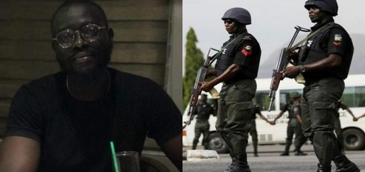Police arrest robbers who killed a Cabbie and stole his car in Lagos