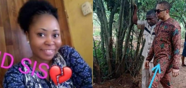 Pastor disgraced & forced to marry fiancée's corpse after she died when he allegedly aborted her Pregnancy without her consent to save face