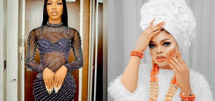 """""""Let your birthday resolution be good characters and etiquette"""" - James Brown sends a message to Bobrisky"""