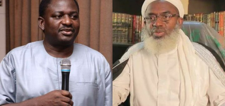 Gumi fires back at Buhari's aide over 'bandit-lover' tag