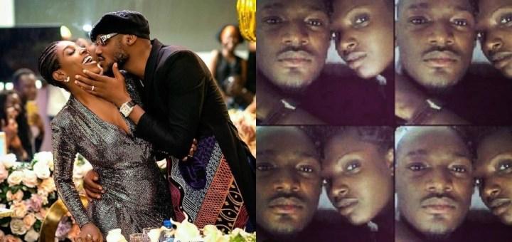 """Mine"" - Actress, Annie Idibia celebrates husband, 2baba on his Birthday"