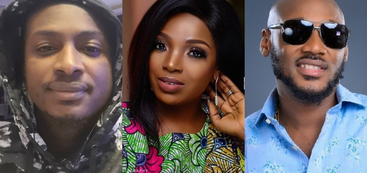 """""""Inno is dying slowly"""" - Tuface Idibia's brother, Charles, hits back at Annie Idibia"""