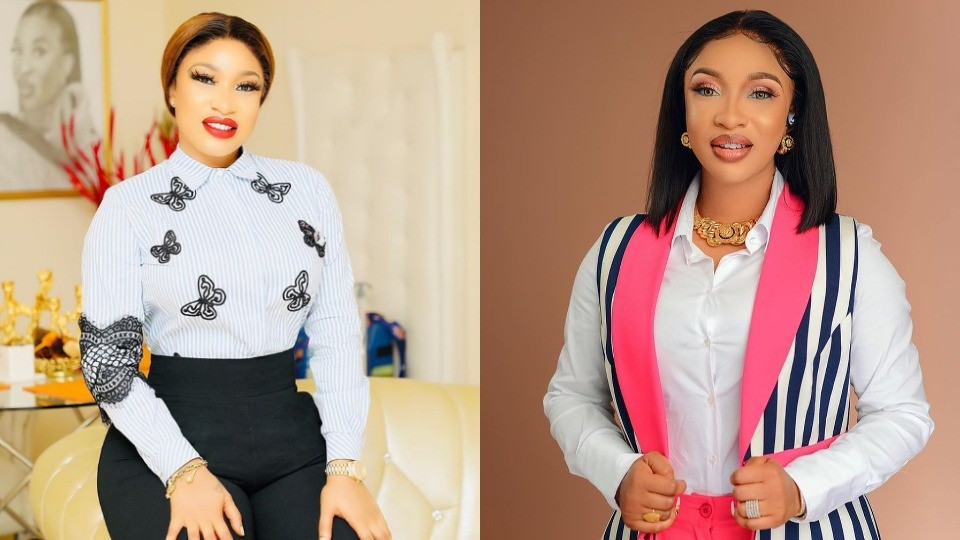 """""""The devil is really at work. Guard your heart and space"""" - Actress, Tonto Dikeh"""