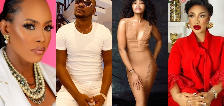 """""""Avoid men that wear Pensuwa Trouser and Susu Shoe"""" - Media personality, Amanda Chisom issues warning months after endorsing Kpokpogri as right man for Tonto Dikeh"""