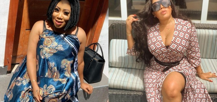 """""""Doing the right thing has no reward"""" - Moyo Lawal writes as she hints on becoming a Single Mother"""