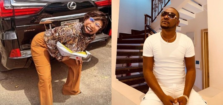 """""""He needs to answer for putting a gun to my head"""" - Tonto Dikeh reveals why she won't release Kpokpogri's car"""