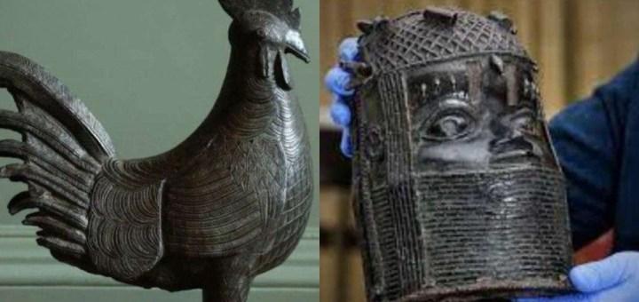 University Of Aberdeen to formally return looted Benin Bronze on Thursday