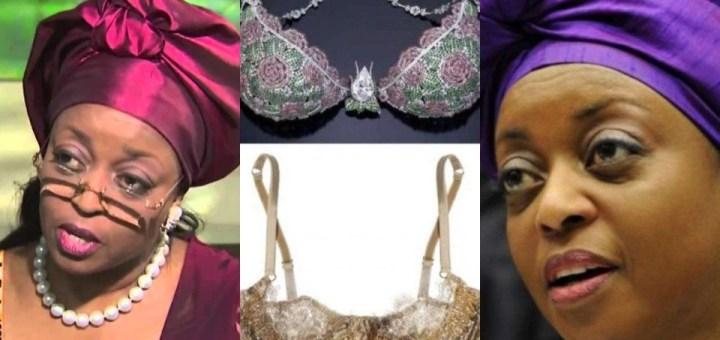 FG lists Diezani's Bras, Jewellery worth billions FOR SALE