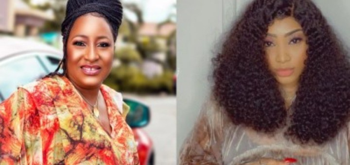 Actress Ireti Doyle dissociates herself from her daughter Kachi's business after she was accused of scamming people