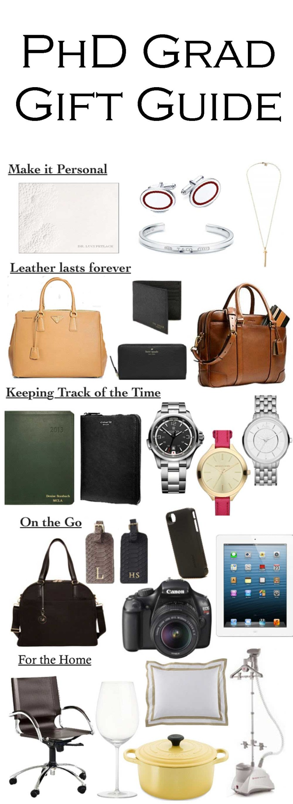 PhD Graduation Gifts - What to Get PhD Graduate #phd #graduation #doctorate #phdgraduation