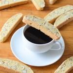 Cardamom Cookies - Hazelnut + Cardamom Biscotti