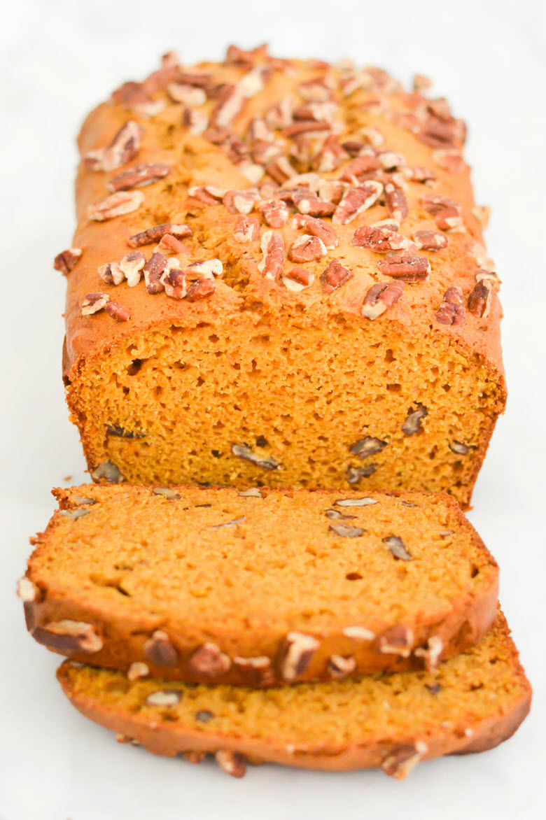 Sweet Potato Bread w. Pecans