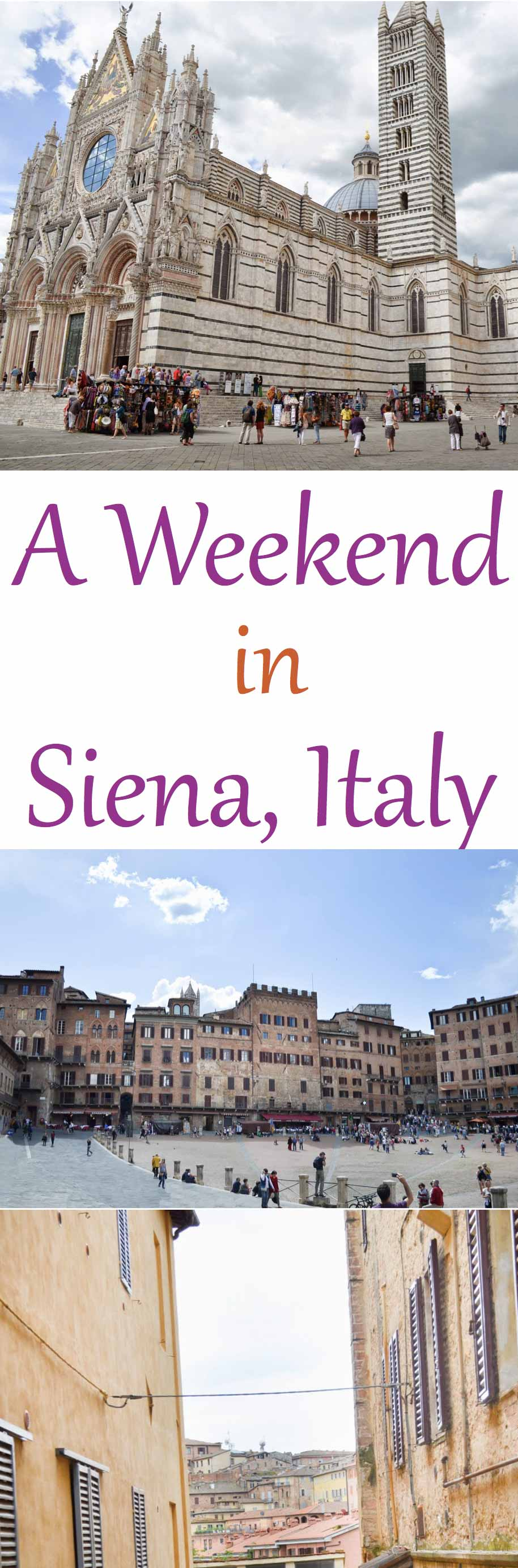 One Night in Siena Travel Guide #travel #travelblog #travelblogger #siena #italy #tuscany #sienaitaly #travelguide