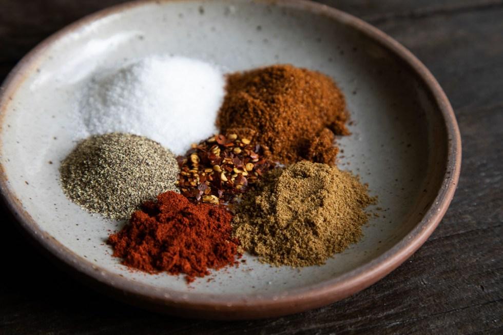 Homemade Mexican Seasoning Mix for Fajitas