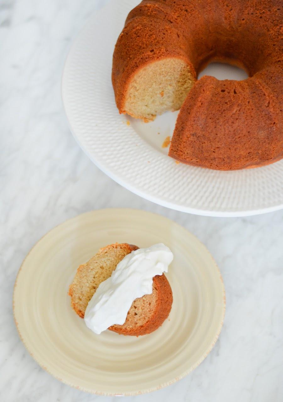 Honey Bun Bundt Cake Recipe