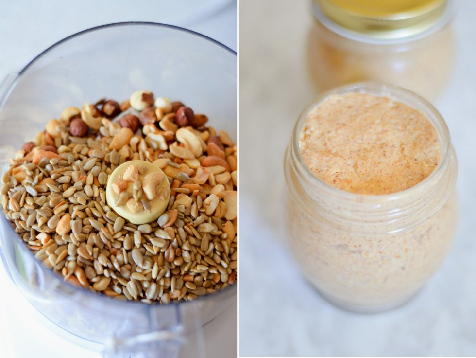 DIY Holiday Gift - Homemade Nut Butters Recipes