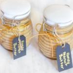 DIY Holiday Gift - Homemade Nut Butter Recipe