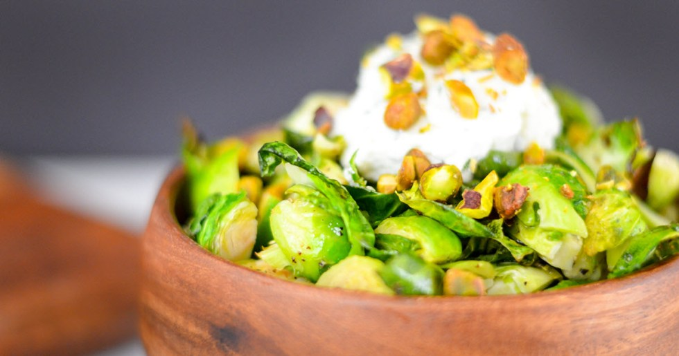 13 Healthy Holiday Side Dishes + Appetizers - How to Roast Brussel Sprouts