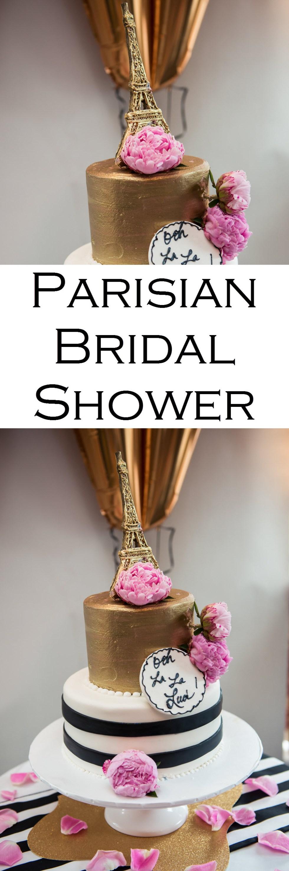 Paris-Themed Bridal Shower Photos, Games, + Decor Ideas